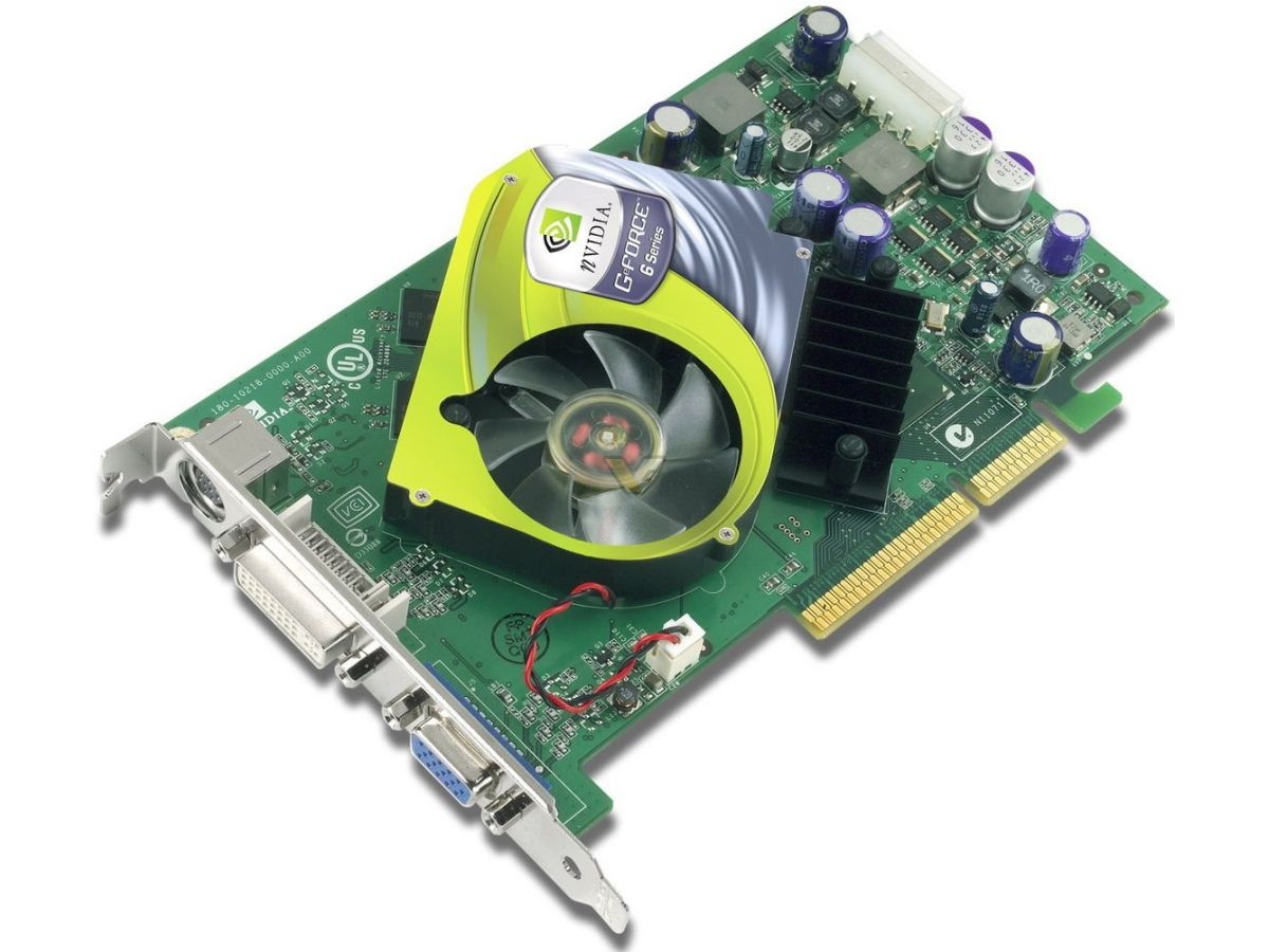 NVIDIA 6600GT AGP DOWNLOAD DRIVER