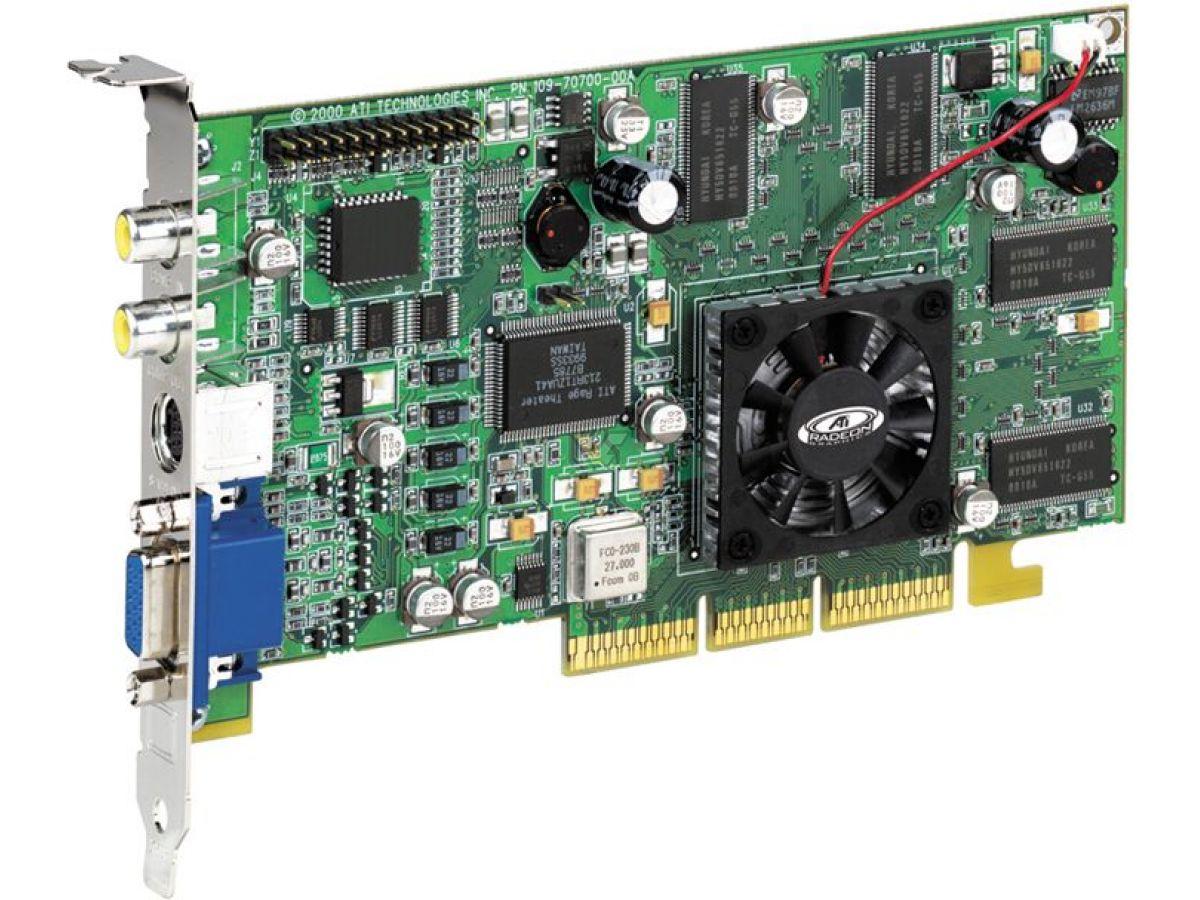 ATI RADEON 64MB DDR VIVO AGP WINDOWS 7 64 DRIVER