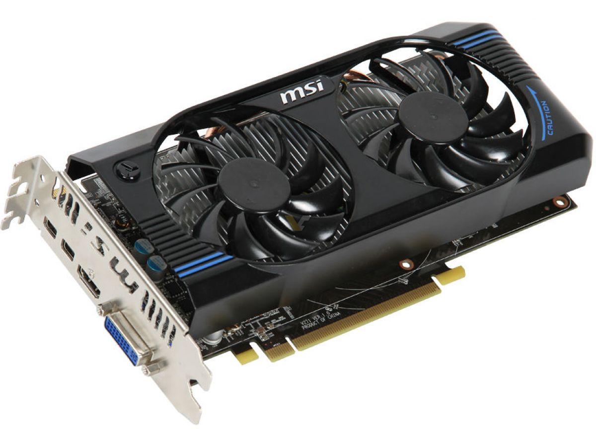 Pubg Radeon Hd 7770: MSI Radeon HD 7770 2GB OC
